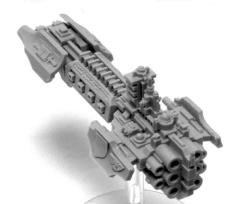 Grey Knights Strike Cruiser