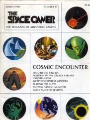 "#37 ""Freedom in the Galaxy Variant, Hyborian Risk, Cosmic Encounter"""
