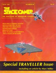 "#40 ""Traveller Combat System, Leviathan, Tschai Adventures for Traveller"""