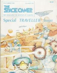 "#46 ""Traveller - Terrorists, Expansions, & Folio Adventure"""
