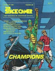 "#48 ""Champions, Traveller Adventure - Symmkyn's Edge"""