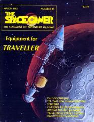 """#49 """"Traveller Equipment, TFT, Star Viking"""""""
