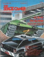 "#58 ""Car Wars Special Issue, Top Secret Adventure, Heroic Fantasy"""