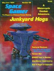 "#69 ""Junkyard Hogs - Motorcycle Combat Adventure"""