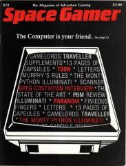 "#72 ""Illuminati, Gamelords Traveller"""