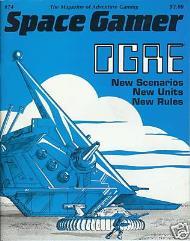 "#74 ""Ogre - New Scenarios, Units & Rules, Nuclear Escalation Cards"""