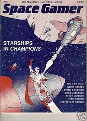"""#75 """"Starships in Champions, Battledroids Variants"""""""
