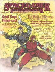 "Space Gamer/Fantasy Gamer #3 ""Good Guys Finish Last, Grey Viper Part 1"""