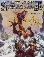 "Space Gamer/Fantasy Gamer #8 ""Caravan of Doom Far East Scenario"""