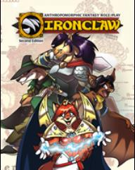 Ironclaw (2nd Edition, Omnibus)