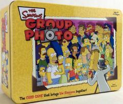 Simpsons - Group Photo