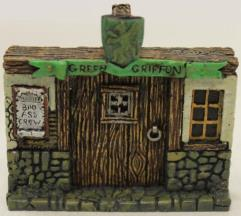 Green Griffon Inn Door #1