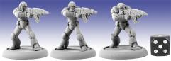Fenrir's Assault Marines Firing