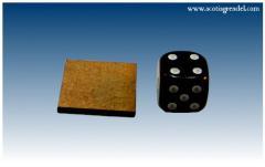 20mm Square MDF Bases (20)