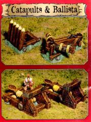 Catapults & Ballista