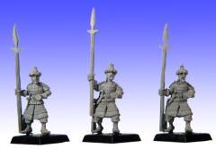 Southern Spearmen #1