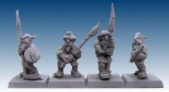 Steppe Warriors w/Polearms