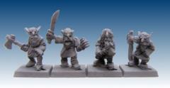 Clansmen w/Hand Weapons
