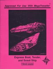 Express Boat, Tender, and Scout Ship