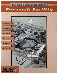 Research Facility (2nd Printing)