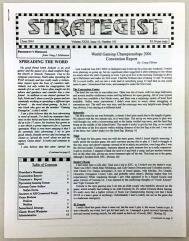 """#351 """"Samarkand Strategy, Stefan Dorra"""""""