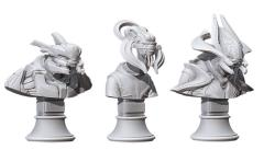 Covenant Commanders & Heroes Bust Collection #1
