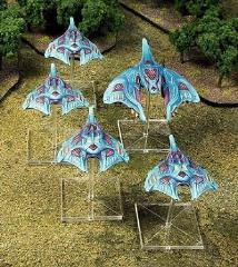 Aquan Prime Aerial Interceptor Helix