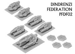 Dindrenzi Federation Heavy Armor Helix
