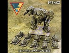 Terran Alliance Firepower Leviathan Helix
