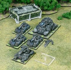 Directorate Heavy Armor Helix