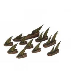Starter Fleet (Resculpts)