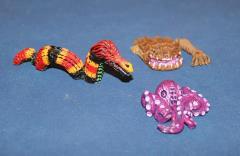 Sea Monsters (Resculpt)