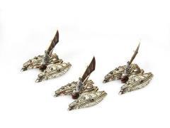 Raven Class Frigates (Resculpt)