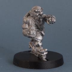 Orm Surefist - Dwarf Monk