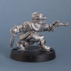 Dredge Blackwater - Dwarf Highwayman