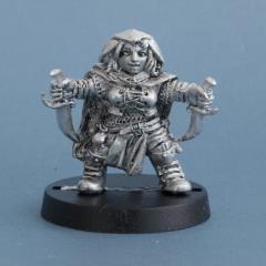 Kirin Lightfoot - Dwarf Rogue