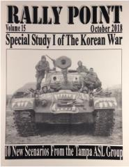 Rally Point Volume #15 - Special Study I of The Korean War