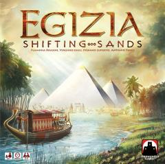 Egizia - Shifting Sands
