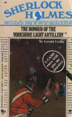 Honour of the Yorkshire Light Artillery, The