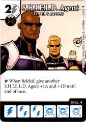 S.H.I.E.L.D. Agent - Level 6 Access