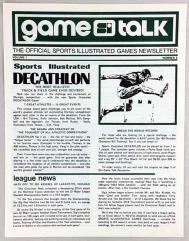 "Game Talk #2 ""Decathlon, League News"""