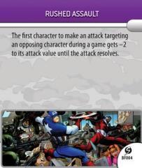 Battlefield Condition - Rushed Assault