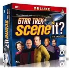 Scene It? - Star Trek (Deluxe Edition)