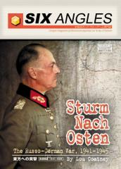 Special Edition #8 w/Sturm Nach Osten - The Russo-German War, 1941-1945