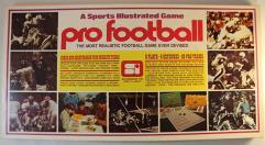 Pro Football (Large Box, 1971 Teams)