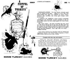 Fistful of Turkeys, A