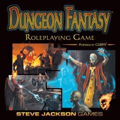 Dungeon Fantasy - Boxed Set