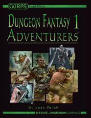 Dungeon Fantasy #1 - Adventurers