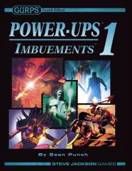 Power-Ups #1 - Imbuements
