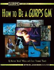 How to be a GURPS GM